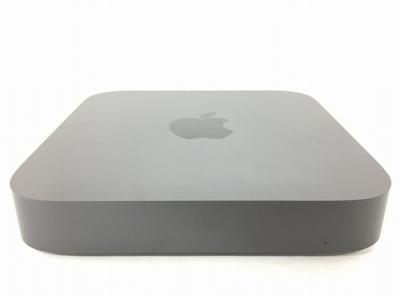 Apple アップル Mac mini MRTR2J/A デスクトップ PC i3 8100B 3.6GHz 8GB SSD128GB Mojave 10.14 スペースグレイ