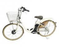 ブリヂストン フロンティア デラックス F6DB49 電動 アシスト 自転車 26インチ 大型の買取