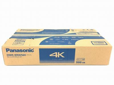 Panasonic パナソニック DMR-BRW560 BDレコーダー ブラック