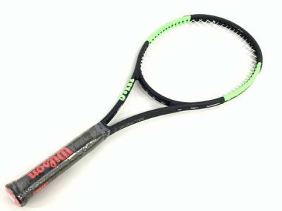 wilson WRT733110 blade 98 cv 18x20 4 3/8 テニス ラケット スポーツ