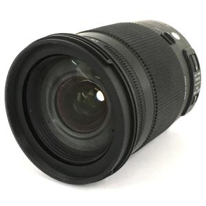 SIGMA 18-300mm 3.5-6.3 DC レンズ Canon用 カメラ シグマ