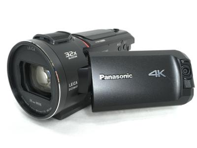 Panasonic パナソニック デジタル 4K ビデオカメラ HC-WX1M