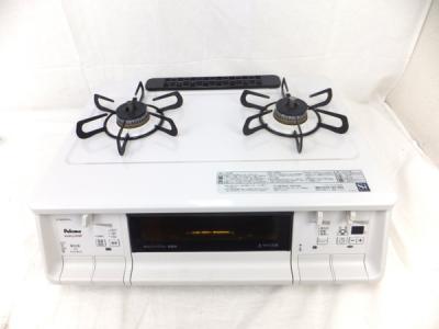 パロマ IC-365WHA-L ガスコンロ every chef 都市ガス用 左強火力