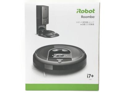 iRobot ルンバ i7+ Roomba i7550 ロボット掃除機 自動ごみ収集機