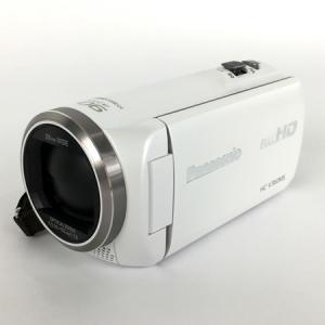 Panasonic パナソニック ビデオカメラ HC-V360MS デジタル ハイビジョン カメラ ホワイト