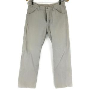 LOUIS VUITTON ルイ・ヴィトン パンツ サイズ42 メンズ コットン 長ズボン