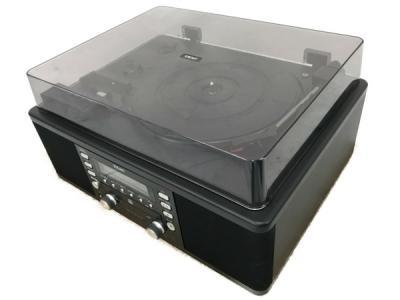 TEAC ティアック LP-R550USB-B レコードプレーヤー ターンテーブル ブラック