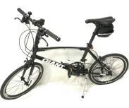 GIANT ミニベロ IDIOM 1 自転車 マットブラックの買取