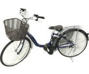 YAMAHA ヤマハ PAS PA26NM ナチュラM 電気自転車 電動アシスト 大型の買取