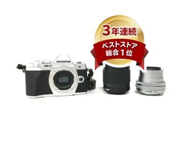 OLYMPUS OM-D E-M10 MarkIII カメラ ボディ レンズ セット オリンパス