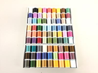 JANOME ジャノメ テレーザ ししゅう糸 刺繍 81色 G11 G12 G13 セット ジャノメミシン ミシン