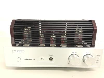 TRIODE Luminous 84 真空管 プリメイン アンプ 音響 オーディオ