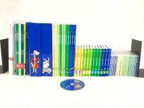 DWE ワールドファミリー ディズニー 英語 システム メインセット 2013年頃購入品 教材 含む 幼児教材