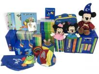 DWE ディズニーの英語システム 2013年頃 英語 教材 ワールドファミリー 子ども英語 教育