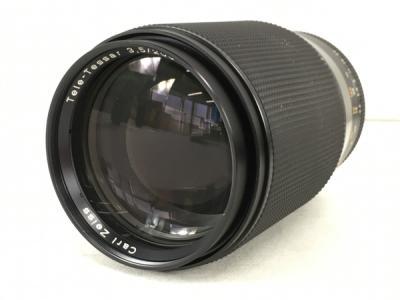 CONTAX Tele-Tessar 3.5/200 T* カメラ レンズ