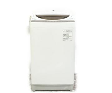 TOSHIBA 東芝 全自動洗濯機 AW-7G5(W) 2017年製 7.0kg 大型
