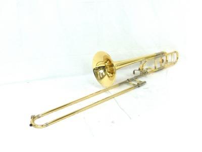 YAMAHA Xeno YSL882O トロンボーン テナーバス 管楽器 楽器 演奏