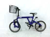 ライズアンドミューラー bd-1 speed 折り畳み 自転車 riese und mullerの買取