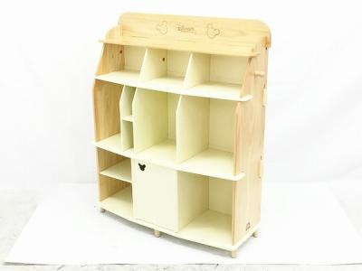 World Family ワールドファミリー DWE ディズニー 英語 システム 棚のみ 収納棚 ラック 本棚 ブックシェルフ