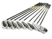 TaylorMade テーラーメイド R BLADEZ ロケットブレイズ アイアン TM7-113 9本セット ゴルフ用品