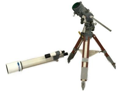 タカハシ フローライト FC-100 D-100mm F-800mm バンド付き