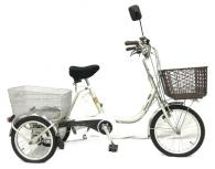 Panasonic BE-ELR83T ビビライフ 電動アシスト 自転車 三輪の買取