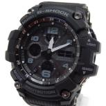CASIO カシオ G-SHOCK Gショック マスターオブG マッドマスター GWG-100-1AER 電波ソーラー メンズ 腕時計