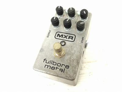 MXR Fullbore Metal M116 メタル ディストーション エフェクター 楽器 機材