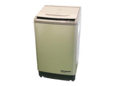 HITACHI 日立 ビートウォッシュ BW-10WV N 洗濯機 縦型 10kg シャンパン