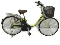 Panasonic BE-ELSX63 電動アシスト自転車 パナソニック ビビ大型の買取