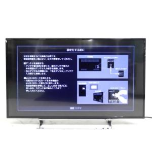 TOSHIBA 東芝 REGZA 43J10X 液晶テレビ 43V型 4K
