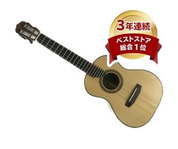 MANA'E Tenor Custom ウクレレ 弦楽器 ハワイアンコア ハワイアンミロ ケース付き