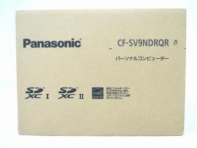 Panasonic CF-SV9NDRQR SVシリーズ 個人向け ノートパソコン レッツノート Windows 10 Pro Core i5-10210U 8GB 512GB パナソニック