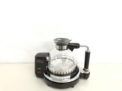 ツインバード サイフォン式 コーヒー メーカー CM-D853 クッキング ティー