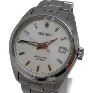 SEIKO セイコー メカニカル SARB035 6R15-00C1 デイト 自動巻き メンズ 腕時計 裏スケ デイト