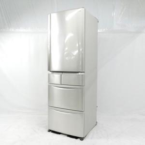 Panasonic パナソニック NR-E413V トップユニット 冷蔵庫 406L