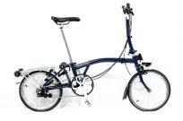 BROMPTON ブロンプトン M6R RAW 折りたたみ 自転車 16インチ カスタムの買取