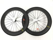 Mavic Comete Pro Carbon UST DISC M-25 Ft Rr 前後セット サイクリング 自転車