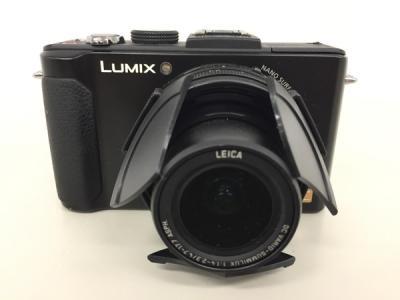 Panasonic パナソニック LUMIX LX7 DMC-LX7 コンデジ デジタルカメラ バッテリー 2点 セット