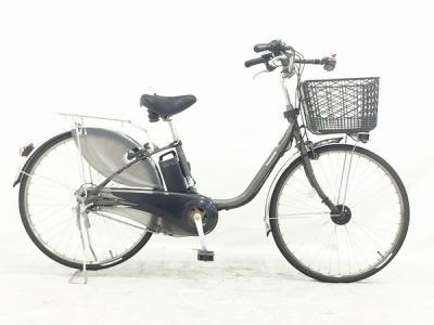 Panasonic BE-ELD632 ビビ DX 電動 アシスト 自転車 26インチ 大型