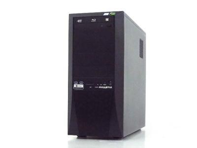 Thirdwave Dospara GALLERIA XT デスクトップ パソコン PC i7-9700F 3.00GHz 16 GB HDD 1.0TB SSD 512GB