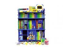 ワールド・ファミリー DWE ディズニー ワールド イングリッシュ MTDSnG ミッキーパッケージ 2012年 棚付 英語 教材