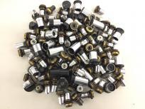 メーカー不明 対物レンズ 接眼レンズ 顕微鏡 大量 まとめ売り セット