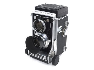 MAMIYA C33 Professional ボディ 80mm F2.8