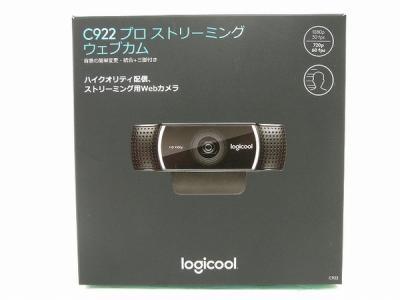 Logicool ロジクール C922 プロ ストリーミング ウェブカム