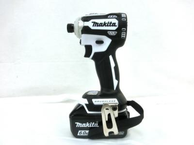 マキタ TD171DRGXW インパクト ドライバー ホワイト