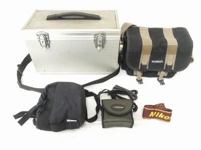 TAMRON Nikon ETSUMI VICTOR ストラップ カメラ周辺 アクセサリー ハードケース ポーチ バック類