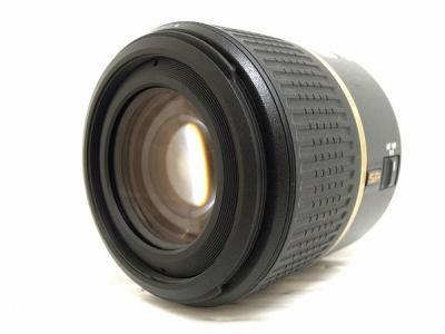 TAMRON タムロン SP 60mm F/2 MACRO Di II カメラ レンズ 機器 EFマウント