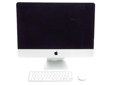 Apple アップル iMac ME087J/A 一体型PC 21.5型 Late 2013 i7 4770S 3.1GHz 8GB SSD128 HDD1TB Mojave GeForce GT 750M
