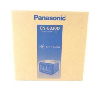 Panasonic CN-E320D Strada カーナビ SSD 7V型 パナソニック ストラーダ